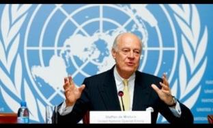 Suriye Krizi için Cenevre-3Hazırlığı