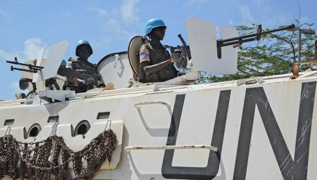 O saldırıyı Eş-Şebab Üstlendi