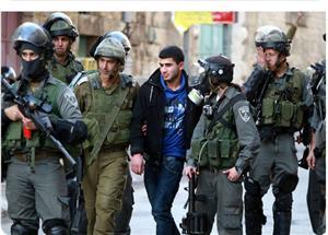 İsrail 15 Filistinliyi Gözaltına Aldı