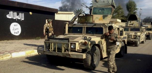 Irak'ta ordu birlikleri ilerliyor