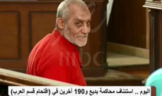 Muhammed Bedii ilk kez idam Kıyafetiyle Görüntülendi