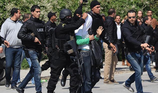 Altı bin Tunuslu Suriye ve Irak'ta savaşıyor