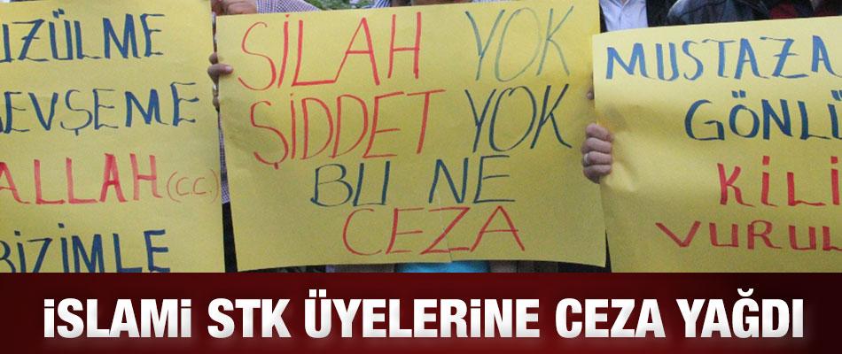Adana'da İslami STK üyelerine ceza yağdı