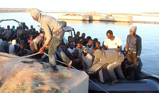 Göçmen Kaçaklığı 40 Milyar Dolar Ciroya Ulaştı