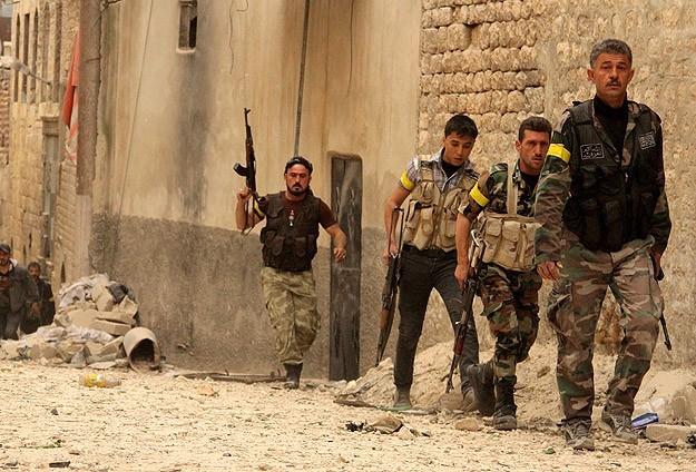Türkiye'den Suriye'ye Operasyon Hazırlığı