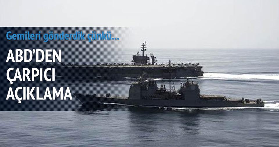 Amerika'dan Yemen Açıklaması