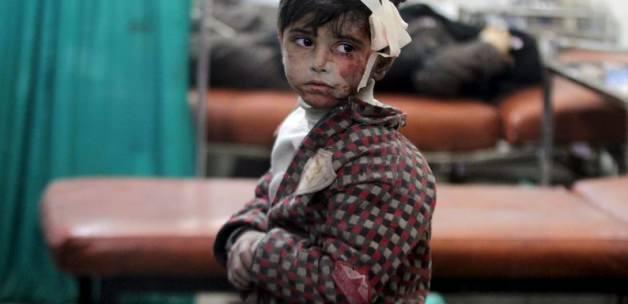 Zalim Esad Vurmaya Devam Ediyor