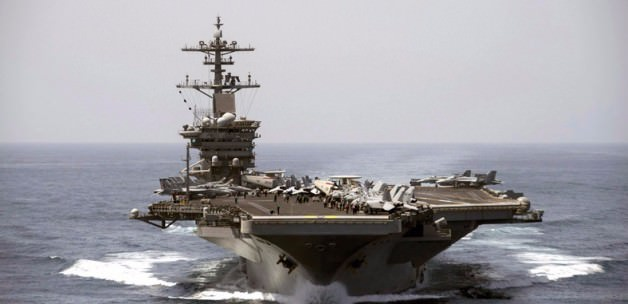 İran Amerika Hürmüz Boğazında Yeniden Karşı Karşıya
