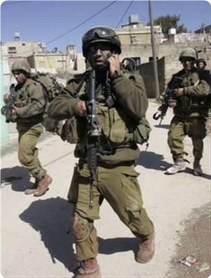 İşgal Güçleri Nablus'un Beyta Beldesine Baskın Düzenledi