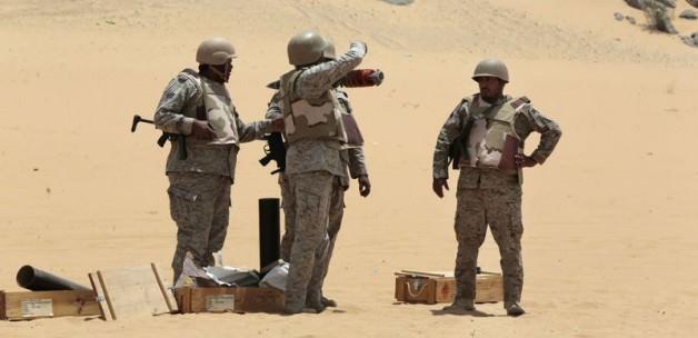 Suudi Koalisyonu Aden'e Asker Çıkardı