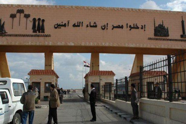 38 bin Mısırlı Libya'yı Terk Etti