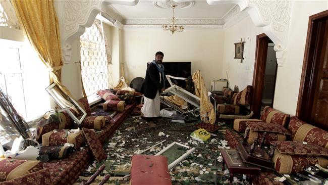 SONDAKİKA Suud'dan Yemen'e Yeni Hava Saldırısı