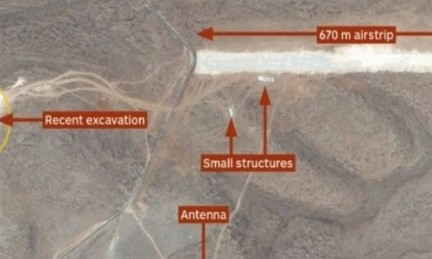 İran İnsansız Uçakları için Lübnan'da Havaalanı