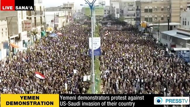 Yemen Halkı'ndan Suudi Arabistan'a 'Meşruiyet' Dersi