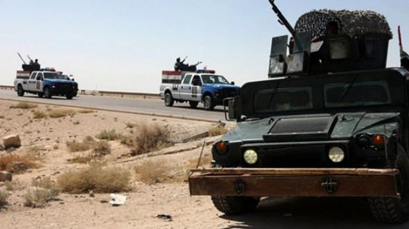 Ramadi'de 11 DAİŞ militanı öldürüldü
