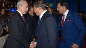 Davutoğlu, Kılıçdaroğlu'ndan Müsade İstemiş