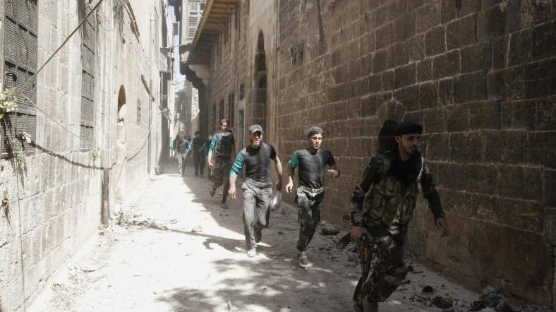 Şam-Humus Bağlantısı Kesildi