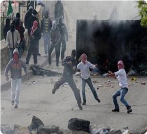 Nablus'un Doğusunda Filistinli Bir Genç Yaralandı