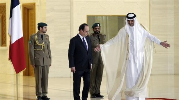 Katar Savaş Uçağına Servet Harcadı