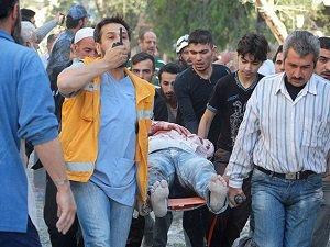 Esed Rejimi Nisan'da 51 Kez Katliam Yaptı
