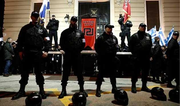 Yunanistan'da Altın Şafak Davası Başladı