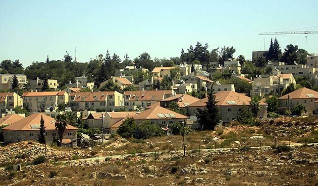 İsrail Doğu Kudüs'te 90 Yeni Konut İnşa Edecek