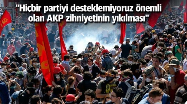 İkinci Gezi 9 Mayıs'ta Başkaldırıyor!