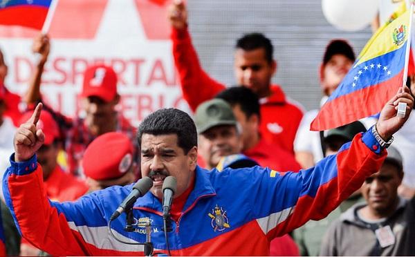 Venezuela'da Darbe Girişimcilerine Hapis