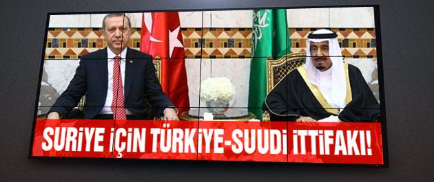 Türkiye-Suudi ittifakı!