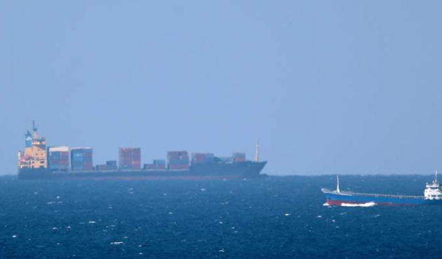 İran'ın Yardım Gemisi Aden Körfezinde
