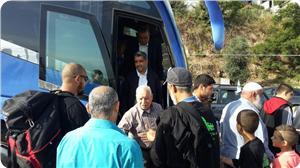 Mescidi Aksa Yürüyüşüne Onlarca Filistinli Katıldı