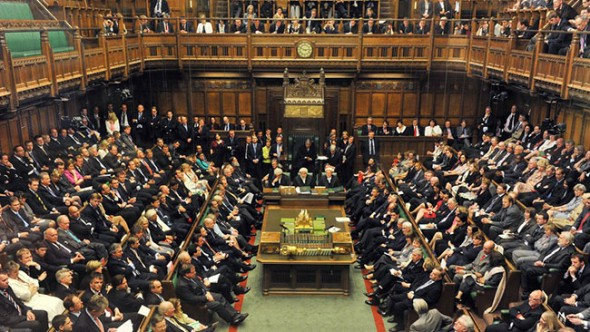 İngiliz Parlamentosunda 13 Müslüman
