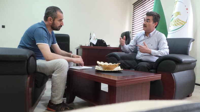 Türkmenlerden 'Cenevre' Tepkisi