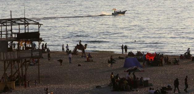 Mısır'dan Gazze'ye Ateş Açıldı