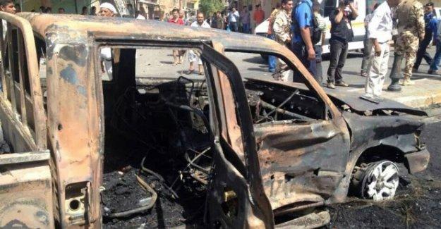 Bağdat'ta İntihar Saldırısı: En Az 70  Ölü