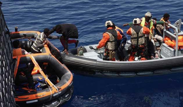 İngiltere AB'nin Mülteci Önerisine Karşı Çıktı
