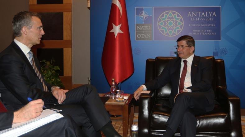 Antalya'da NATO Tolantısı Başladı