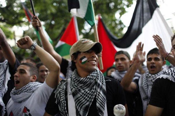 Filistinli Nüfusu 9 Kat Arttı