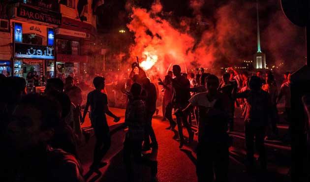 Mısır'da Gözaltındaki Eylemcilere Cinsel Şiddet