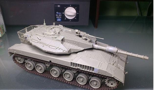 Hamas İsrail Tankının 3D Modelini Yaptı