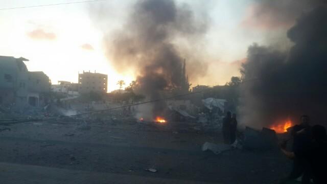 Patlamada 28 Kişi Hayatını Kaybetti