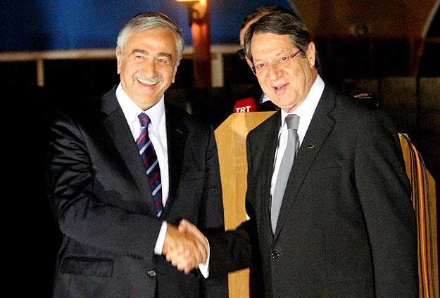 Kıbrıs ,Müzakereleri Yeniden Başladı