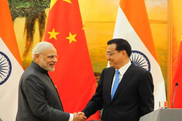 Hindistan ile Çin Arasında 24 Anlaşma