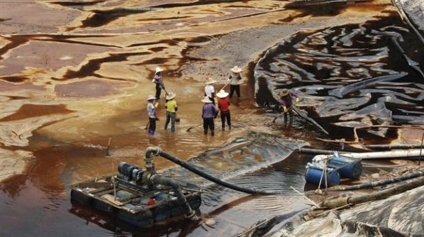 Çin'de Kimyasal Sızıntı: 8 Ölü