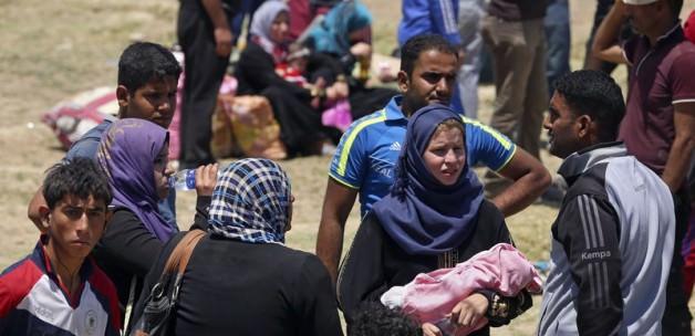 BM: Yardım Malzemeleri Bitmek Üzere
