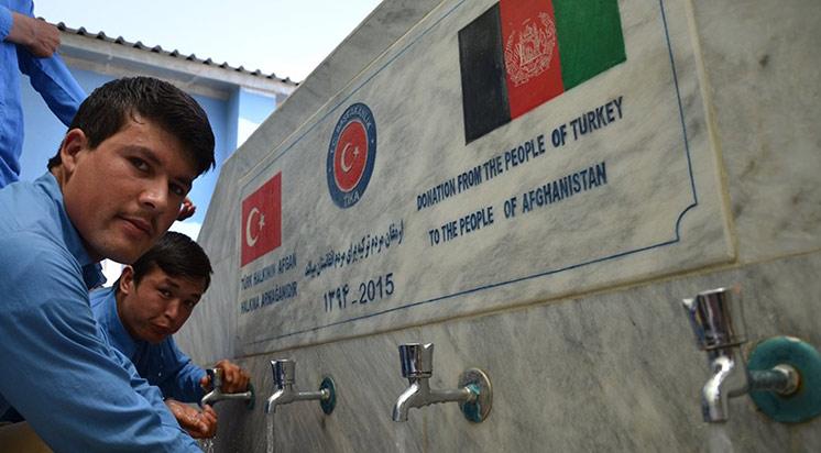 TİKA'nın Orta Asya'daki faaliyetleri sürüyor