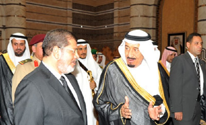 Suud kralı Mursi'nin İdamını EngelleyecekMi?