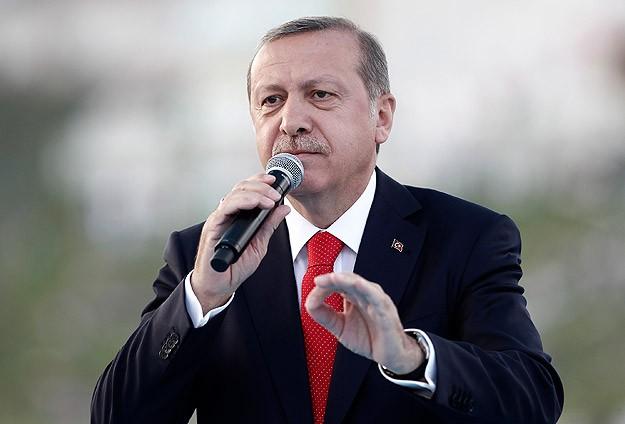 Erdoğan'dan 'Kürtler öldürülüyor' cevabı
