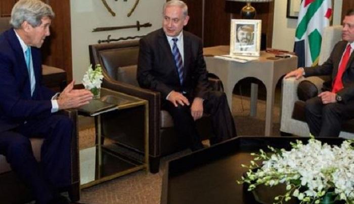 'Arap Diplomatlar İsrailli Yetkililerle Gizli Görüşme Yaptı'