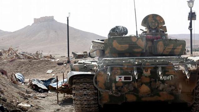 Suriye'nin Yarısı Artık IŞİD'in Elinde!